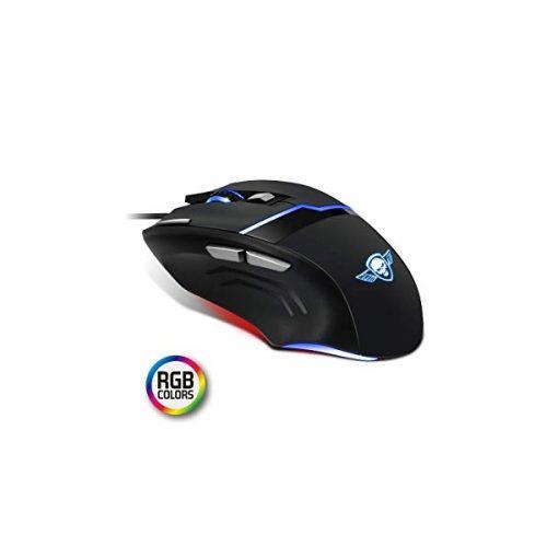 SOG ELITE M10 Bundle Gaming mouse 4000 DPI max + Pad