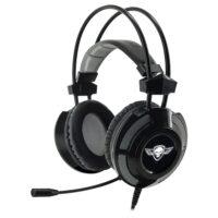 SOG ELITE STEREO HEADPHONES MIC JACK 3.5mm black edition