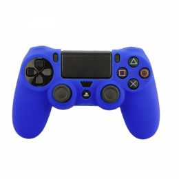 SENSO SILICONE CASE FOR PS4 blue