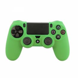 SENSO SILICONE CASE FOR PS4 green