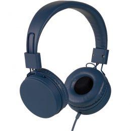VIVANCO NEOS STEREO HEADPHONES 1.8m blue