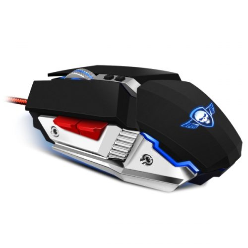 SOG ELITE M4 USB Gaming mouse DPI 3200 MAX