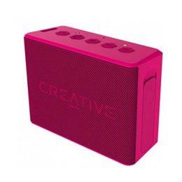 CREATIVE MUVO 2C PORTABLE BLUETOOTH SPEAKER pink