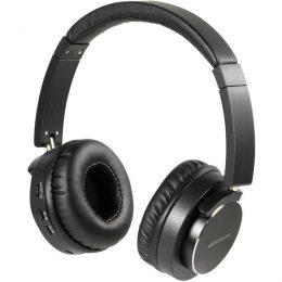 VIVANCO AIRCOUSTIC BLUETOOTH PREMIUM ANC HEADPHONES black