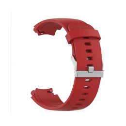 SENSO FOR XIAOMI AMAZFIT VERGE / VERGE LITE REPLACEMENT BAND red