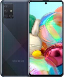 Samsung Galaxy A71 (128GB) Prism Crush Black