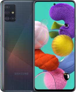 Samsung Galaxy A51 (128GB) Prism Crush Black