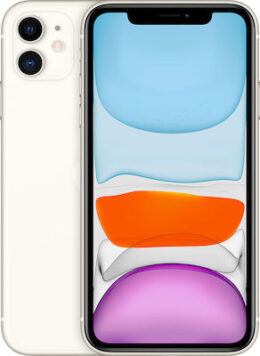 Apple iPhone 11 (64GB) White