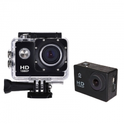 IS WEB & ACTION SPORT CAMERA 1080p